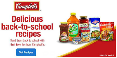 Delicious Back-to-School Recipes with Campbell's