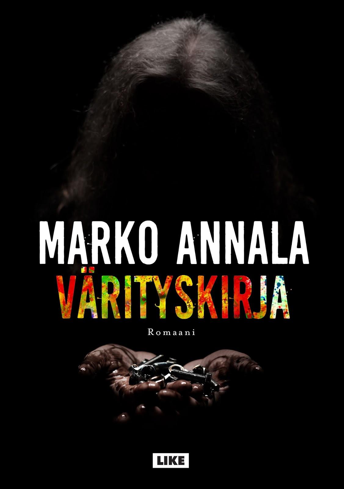 Marko Annala Värityskirja