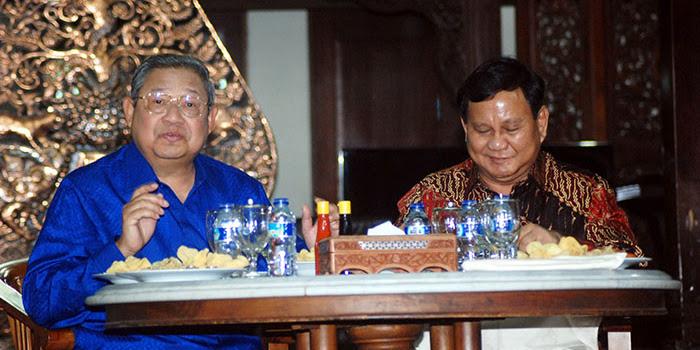SBY dan Prabowo Bertemu Tidak Ada Jaminan Keduanya Berkoalisi di Pilpres 2019