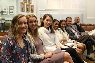 Montgomery Catholic Girls Indoor Track Team Honored by Mayor Strange 1