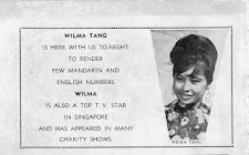 CHRISTMAS SHOW REHEARSAL AT OCEAN PARK HOTEL 1960'S WITH WILMA TANG