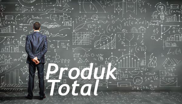 Pengertian Produk Total dan Kurva, Rumus, Hubungan, serta Contoh Produk Total