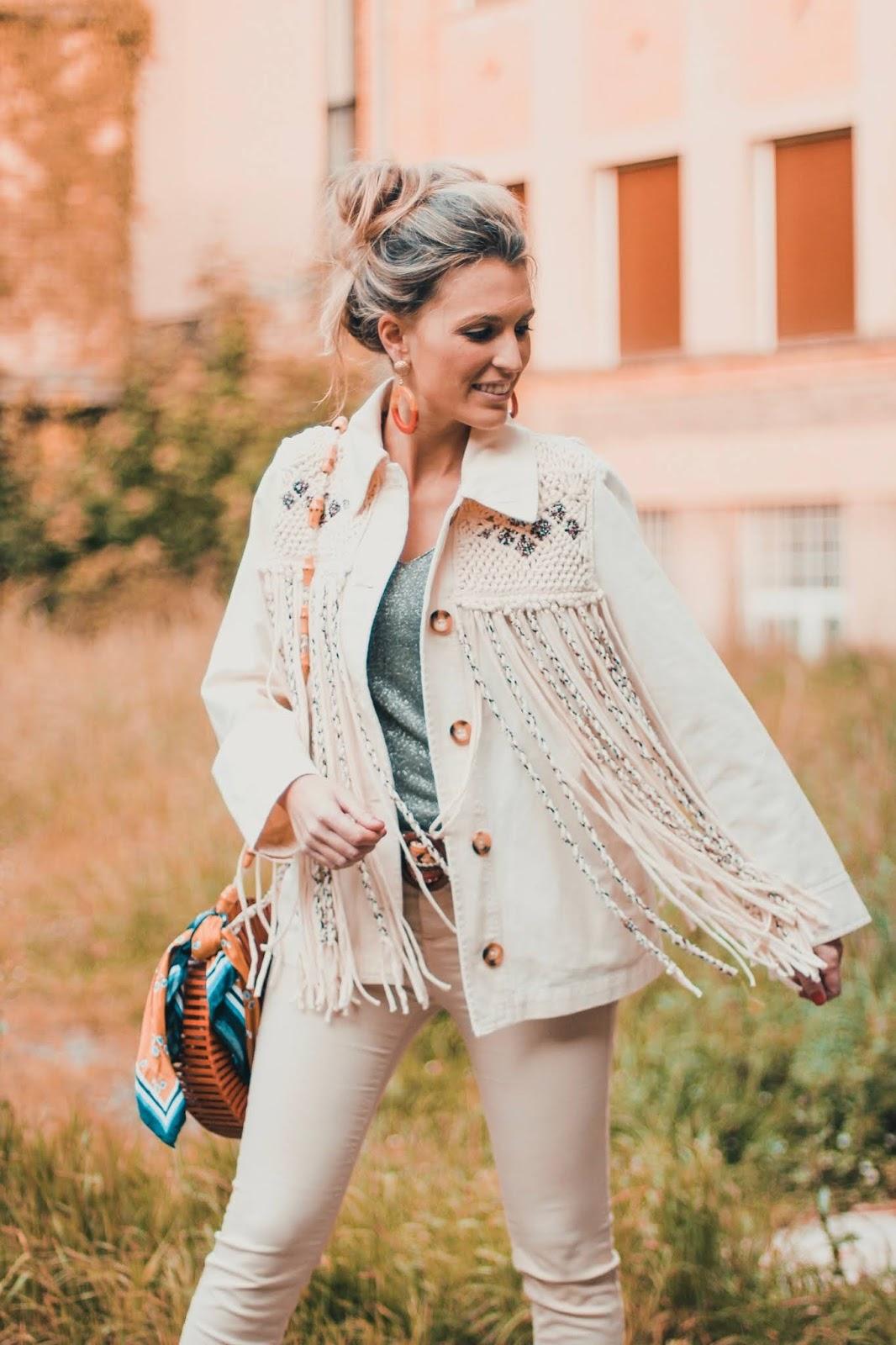 outfit estilo safari