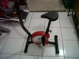 ALAT OLAHRAGA MAGNETIC BELT FITNESS BIKE