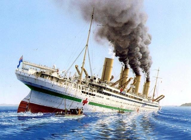 Resultado de imagem para naufragio