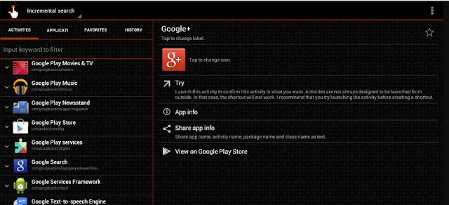 Quick shortcut maker APK Free Download