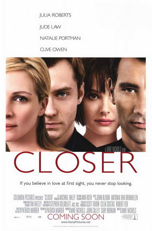 Closer (2004) ταινιες online seires xrysoi greek subs