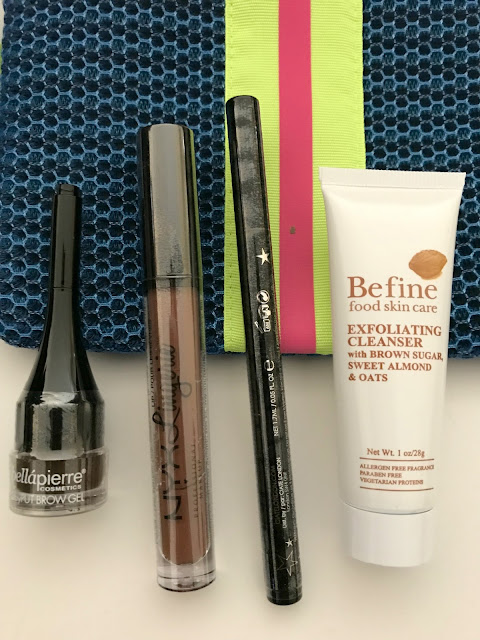 January Ipsy Glam Bag Review #IpsyGameFace | Mom Files