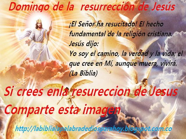 La resurrección de Jesús  | ¡El Señor ha resucitado!  | El hecho fundamental de la religión cristiana.