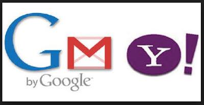 buat akun gmail dan bikin email