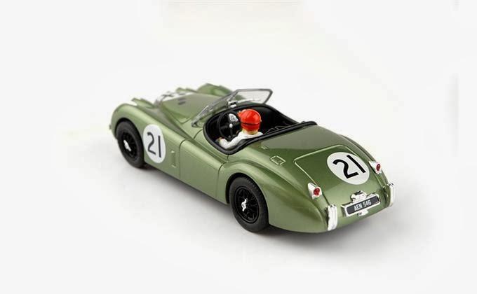 Slot Scx Scalextric Ninco 50695 Jaguar Xk120 Le Mans 1951 Kinderrennbahnen
