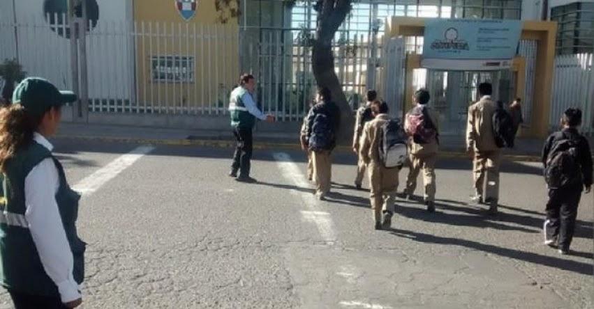 En 4% se incrementó retorno de escolares de colegios privados a estatales, informó GRE Arequipa