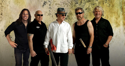 Creedence Clearwater Revisited: Kurt Griffey, John Tristao, Stu Cook, Doug Clifford, Steve Gunner