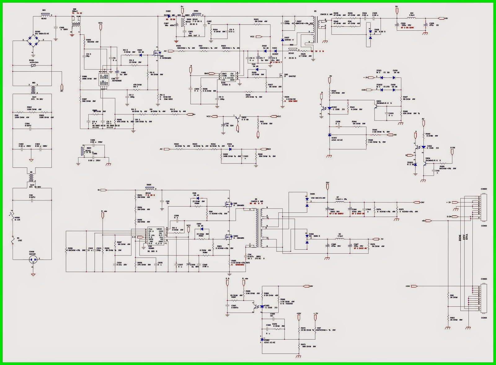 wiring diagram lg tv lg repair diagram wiring diagram