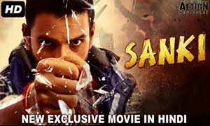 Sanki 2018 Hindi 300MB Full Movie HDRip 480p
