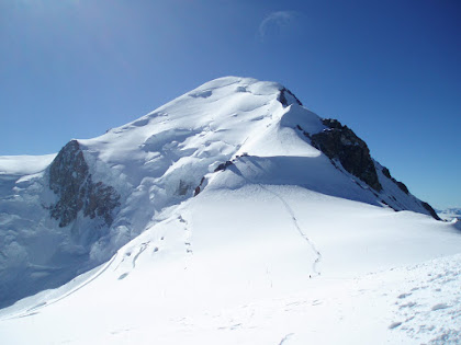 Ascension al Mont Blanc