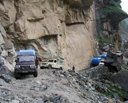 Karnali Highway, Nepal