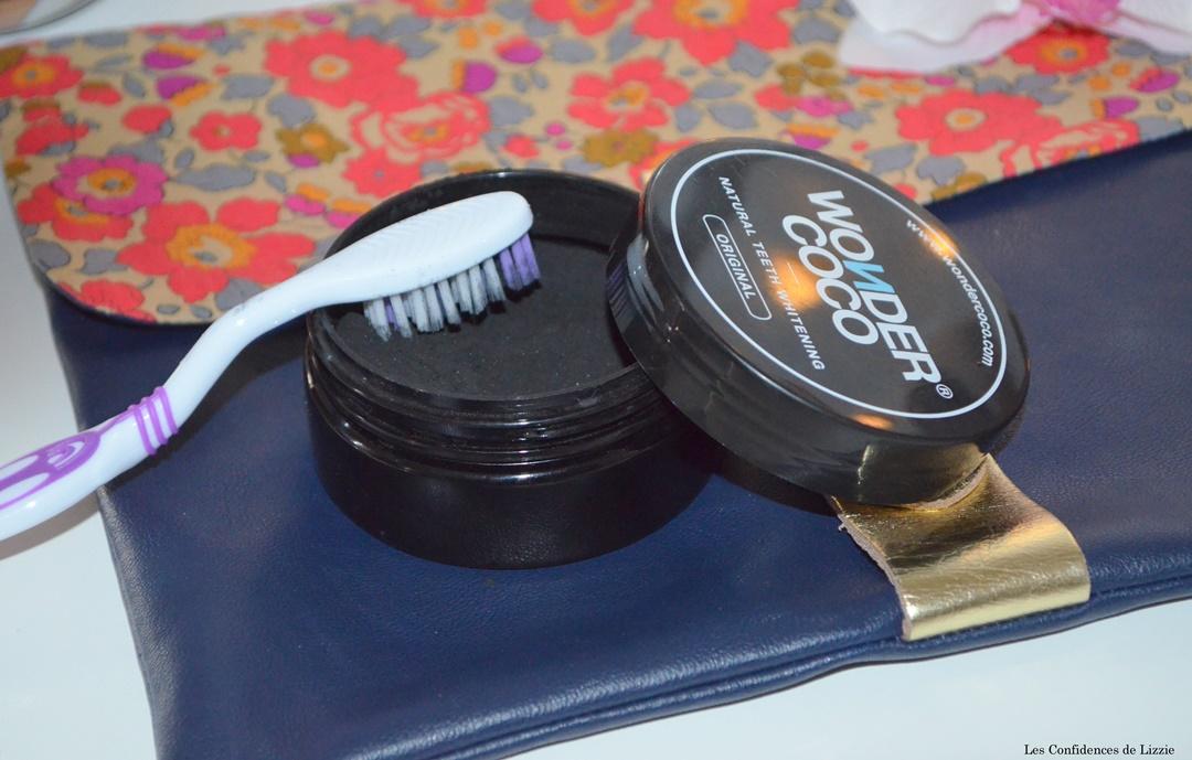 wonder - coco - blanchisseur de dents - dents blanches - comment avoir les dents blanches