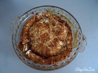 Tarte tartin aux poires sans gluten sans lactose