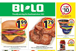 BILO Weekly Ad April 25 - May 1, 2018