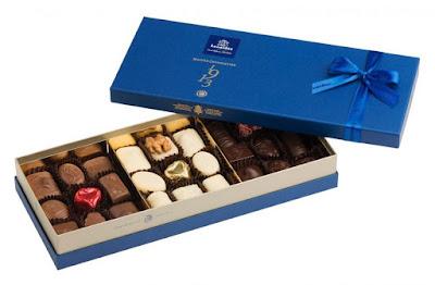 Belgian Chocolate Gift Box