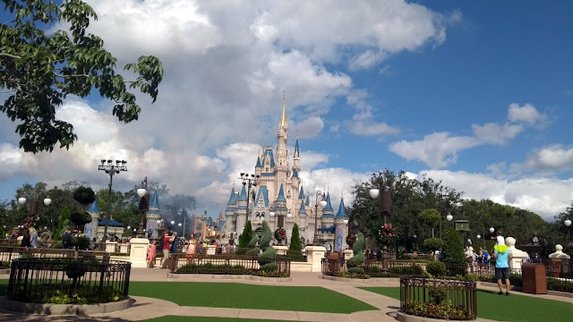 Castelo da Cinderela - Magic Kingdom