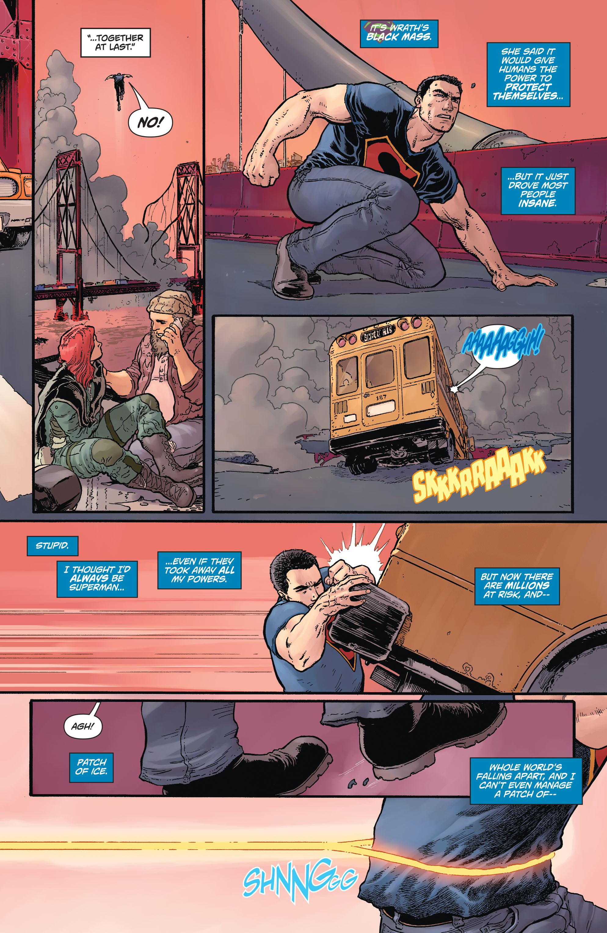Read online Action Comics (2011) comic -  Issue #48 - 11