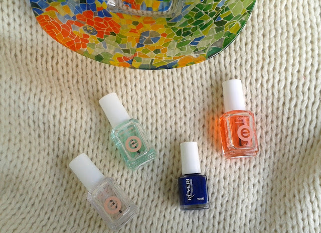 DIY at home manicure