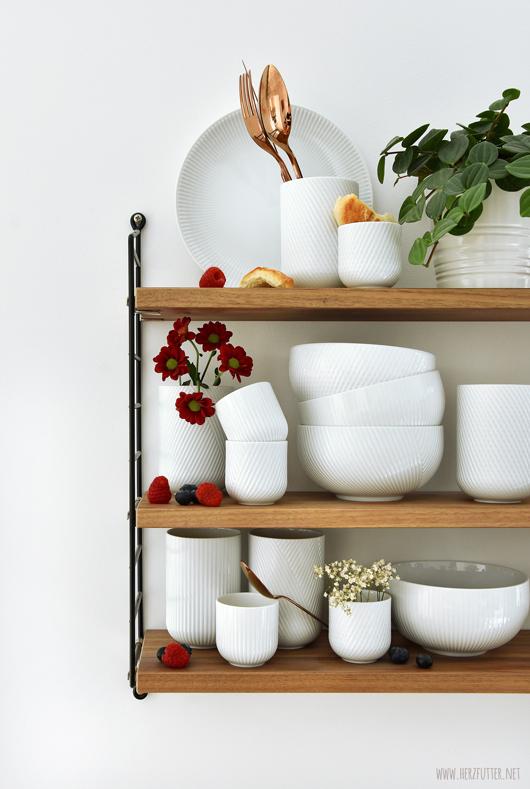 Die neue Geschirrserie von Rosenthal: Blend