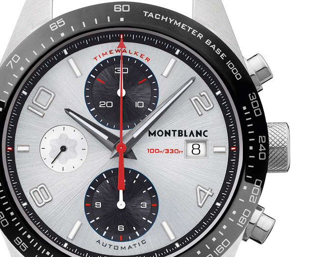 Montblanc TimeWalker Automatic Chronograph 41 mm 119940