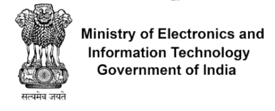 Image result for ministry of electronics and information technology