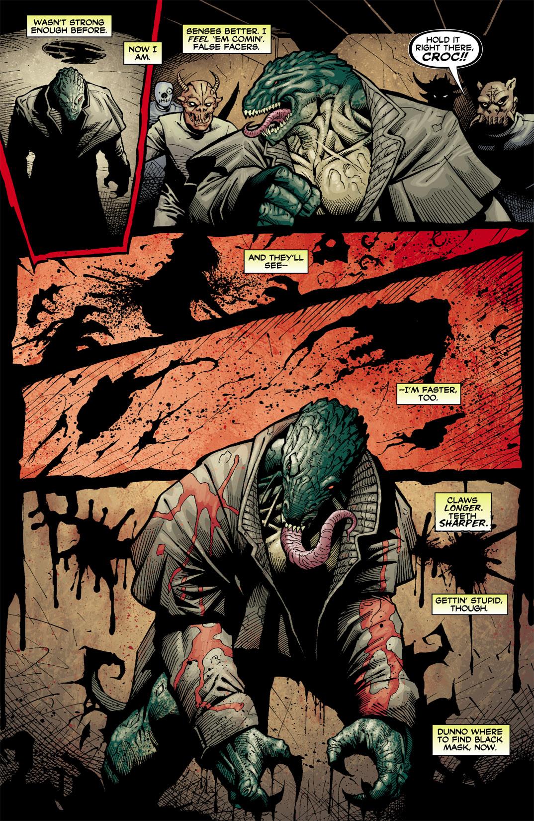 Detective Comics (1937) 808 Page 26