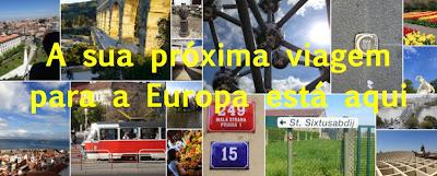 Roteiros de viagem personalizados pelo blogueiro - Rogério Milani