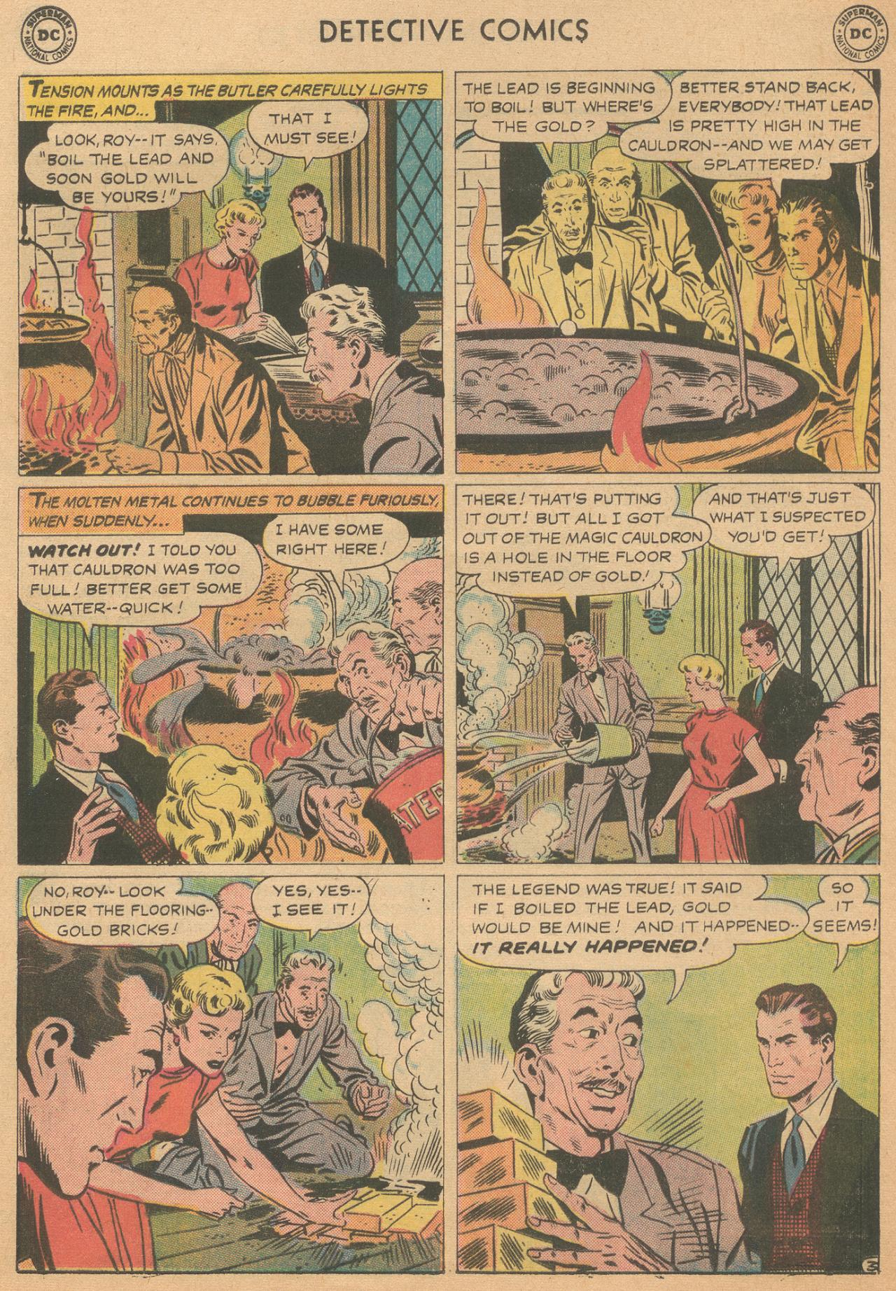 Read online Detective Comics (1937) comic -  Issue #261 - 20