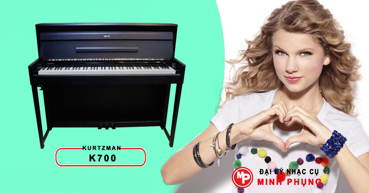 Mua bán Đàn Piano điện Kurtzman K750 chính hãng,giá rẻ nhất