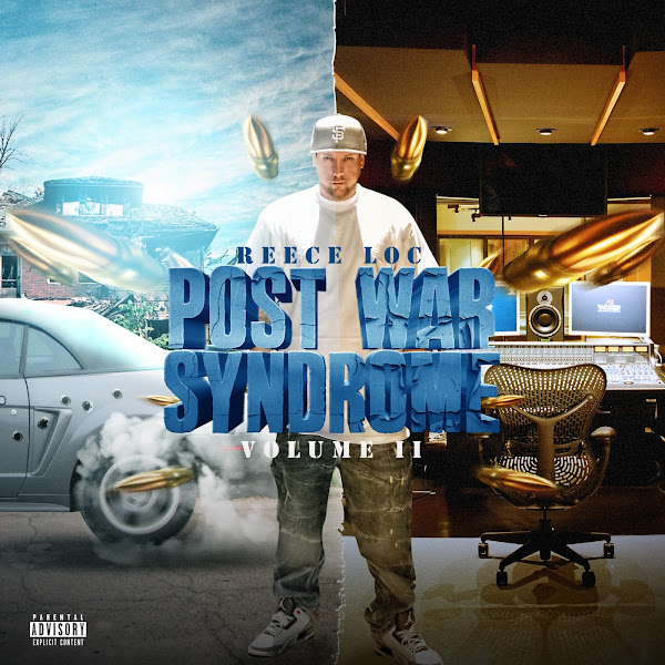 Reece Loc - Post War Syndrome, Vol. 2 Cover