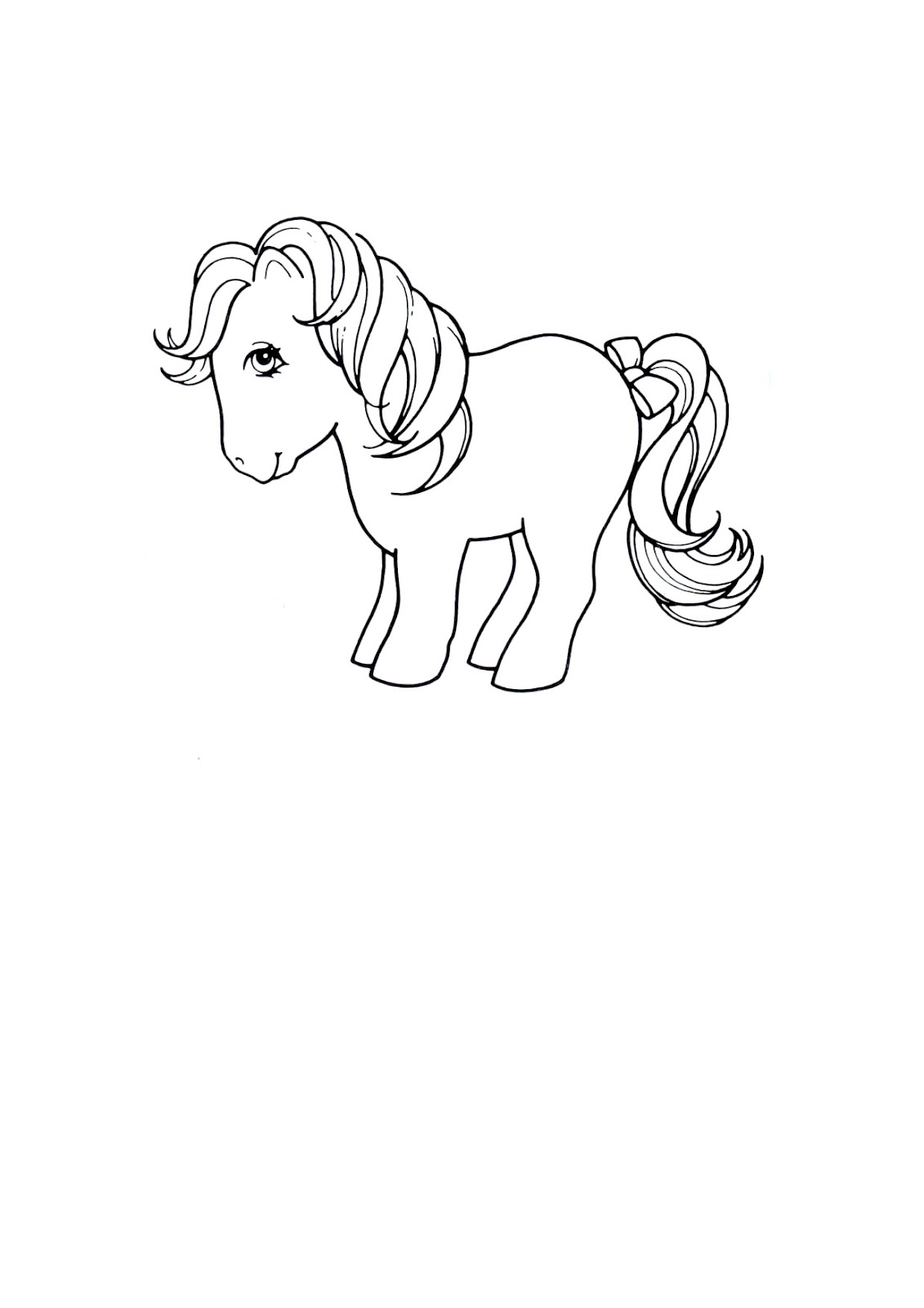 My Little Pony Fact File: Design Your Own: Earthly Pony