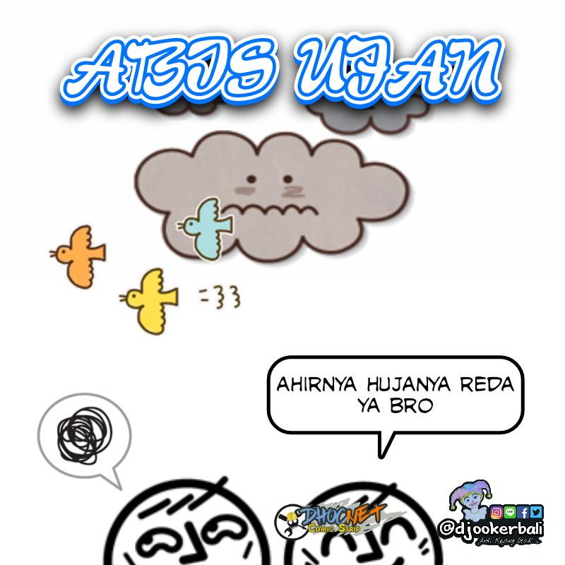 Baca komik baris Abis Ujan - Comic Komik Meme Rage Webcomic - strip.dhocnet.info