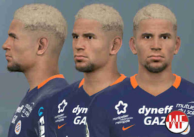 PES 2017 Faces Keagan Dolly by WER