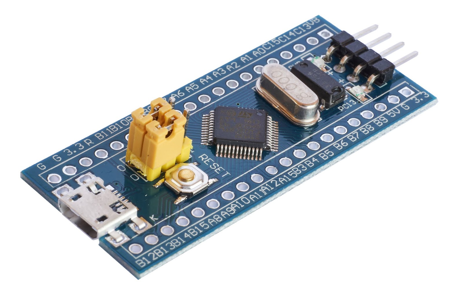 Getting Started With STM32 BluePill Part - Introduction