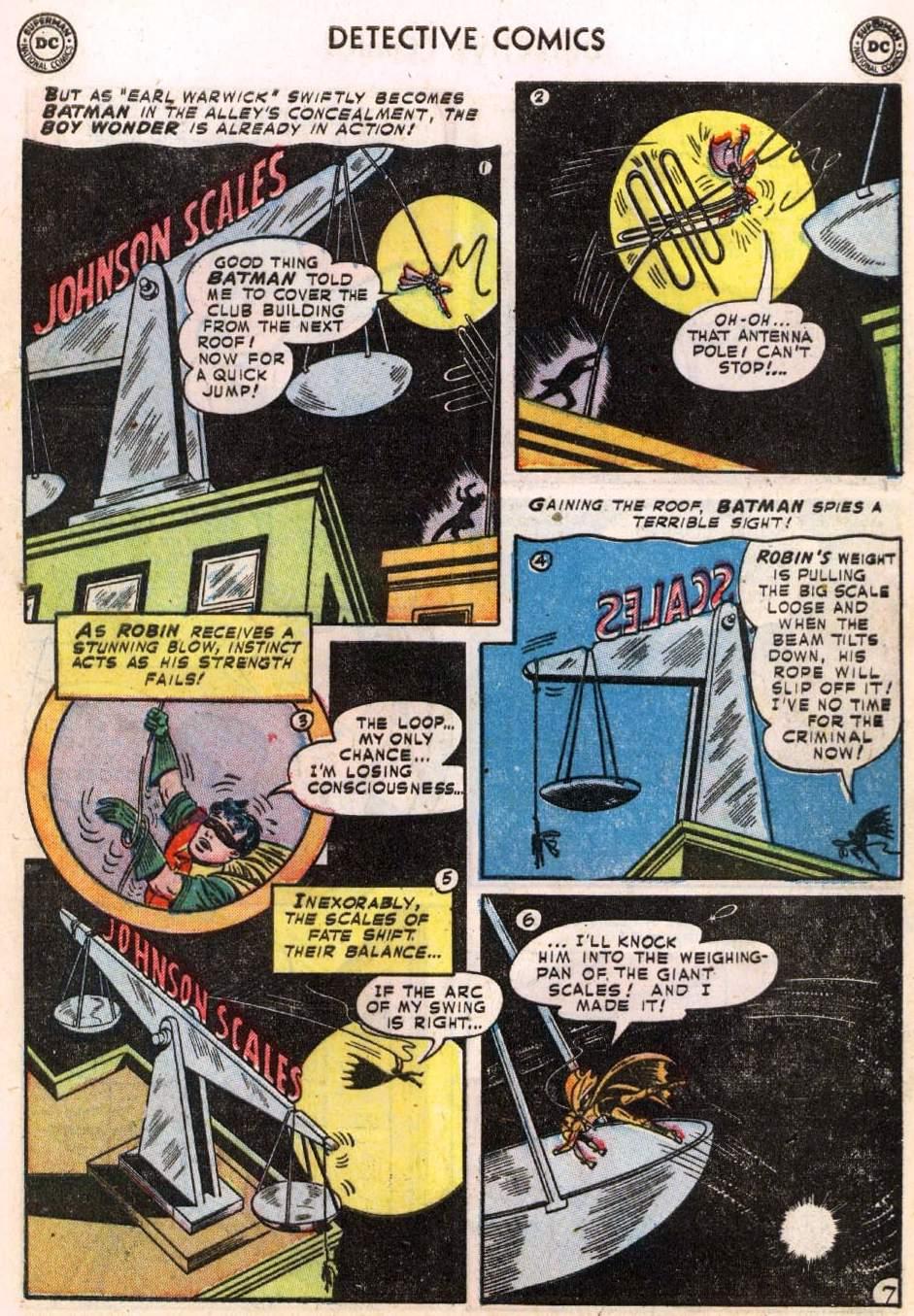 Detective Comics (1937) 183 Page 8