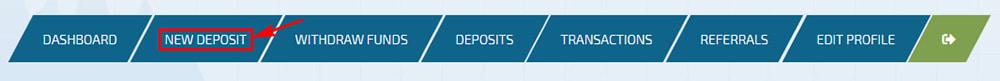 Создание депозита в Absolute Trend