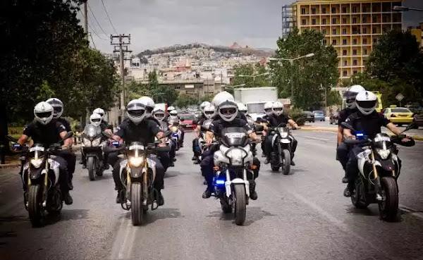 Πρεμιέρα για τη νέα ΔΙΑΣ: Στους δρόμους άλλοι 1.183 αστυνομικοί