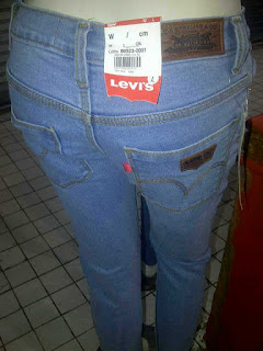 celana jeans wanita biru laut, celana jeans wanita biru muda, celana jeans levis wanita