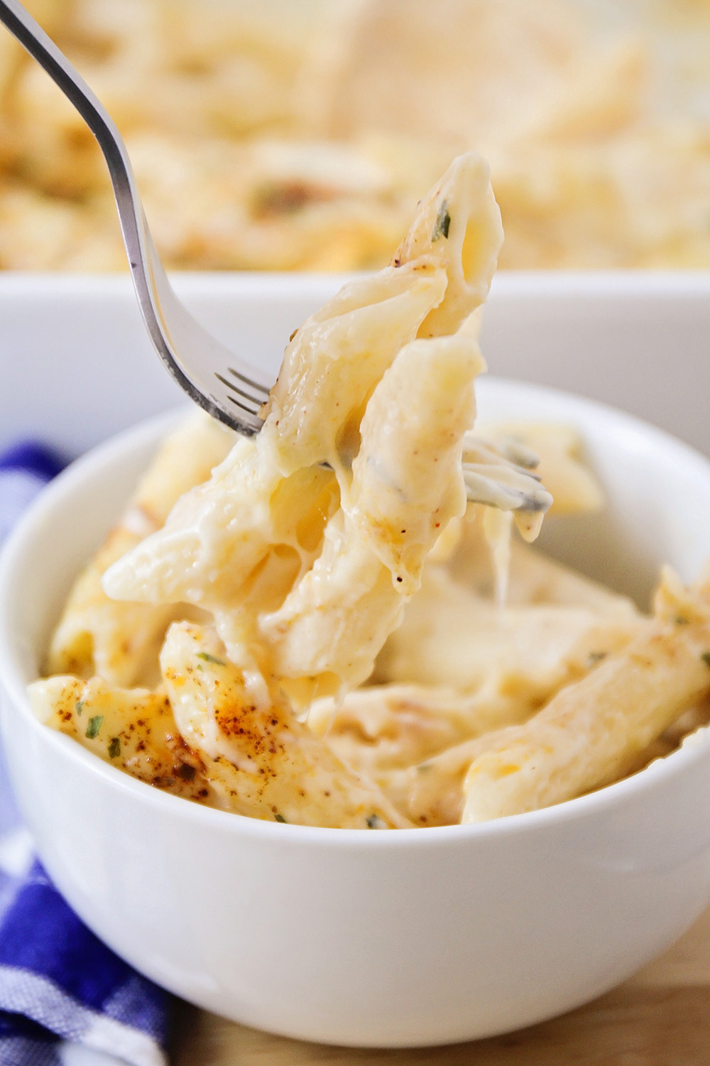 This Beecher's Mac and Cheese recipe is truly the world's best! It's so thick and creamy and has an amazing cheesy flavor!