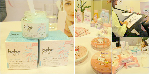 bebe More & bebe Young - beautypress Blogger Event