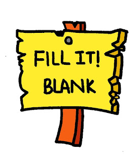 Fill in the blanks - English for IBPS PO, Clerk mains, SBI, RBI Assistant Exams