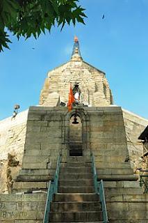 Shankracharya Temple
