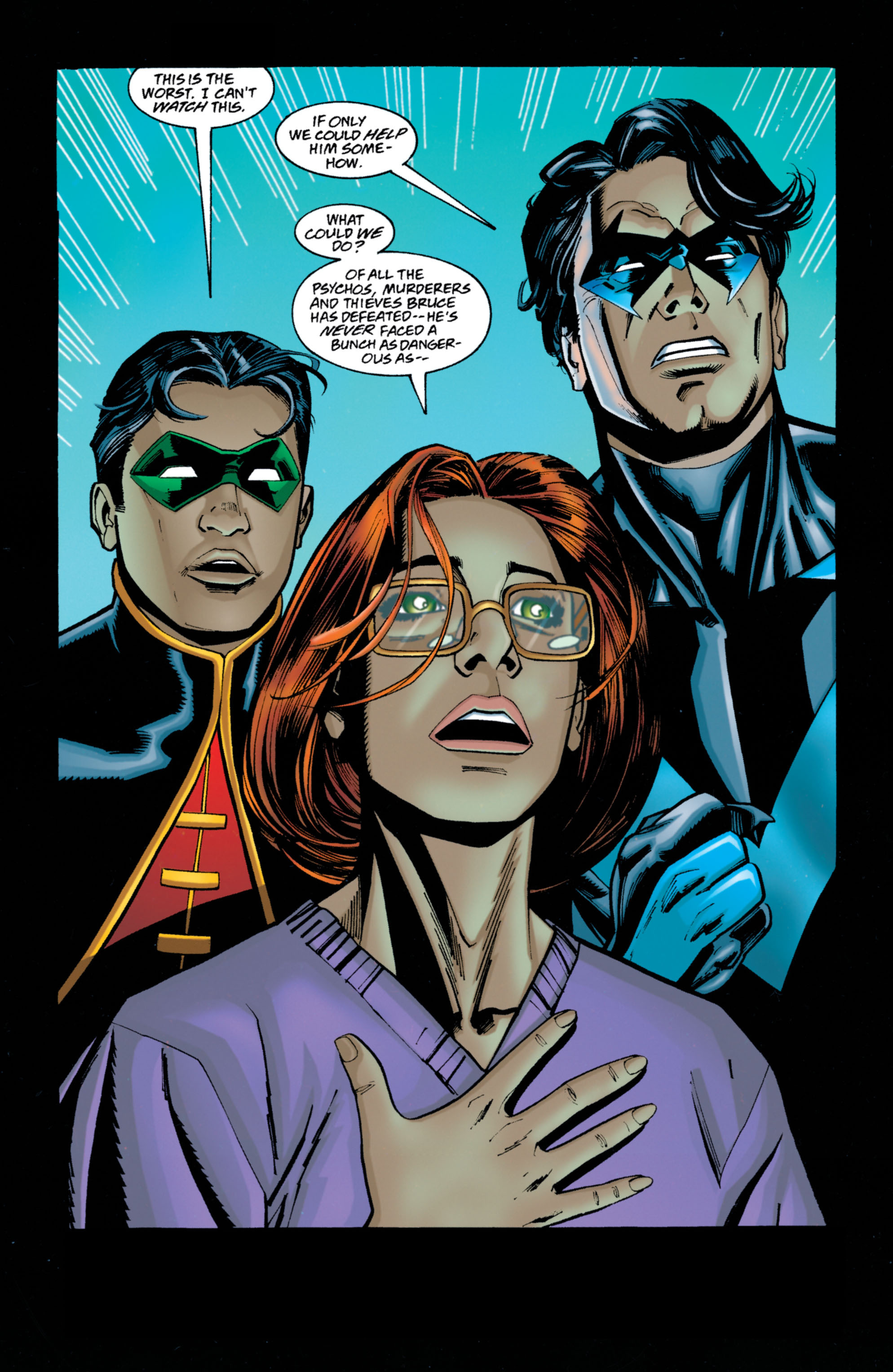 Detective Comics (1937) 727 Page 1