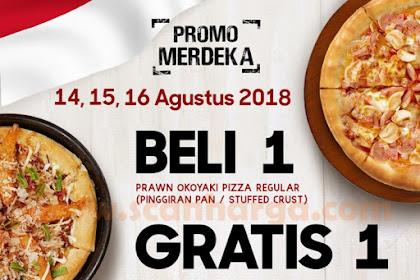 Harga Promo Pizza Hut Terbaru 14 - 16 Agustus 2018